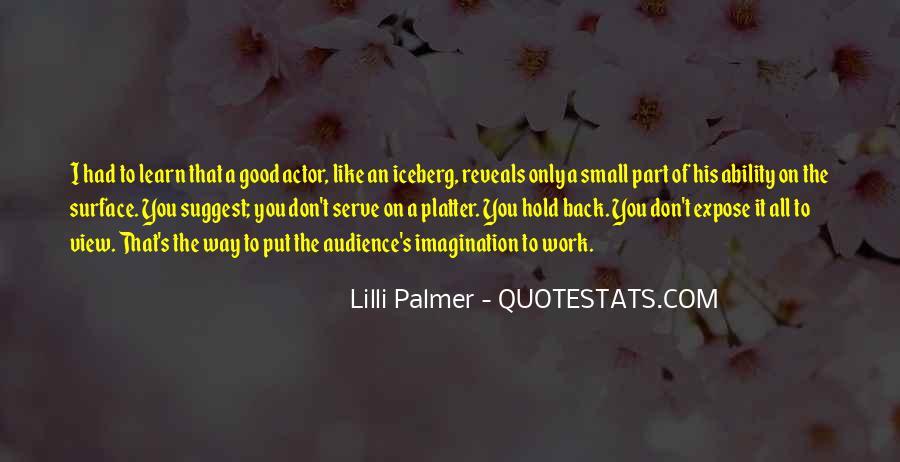 Lilli Quotes #1463451