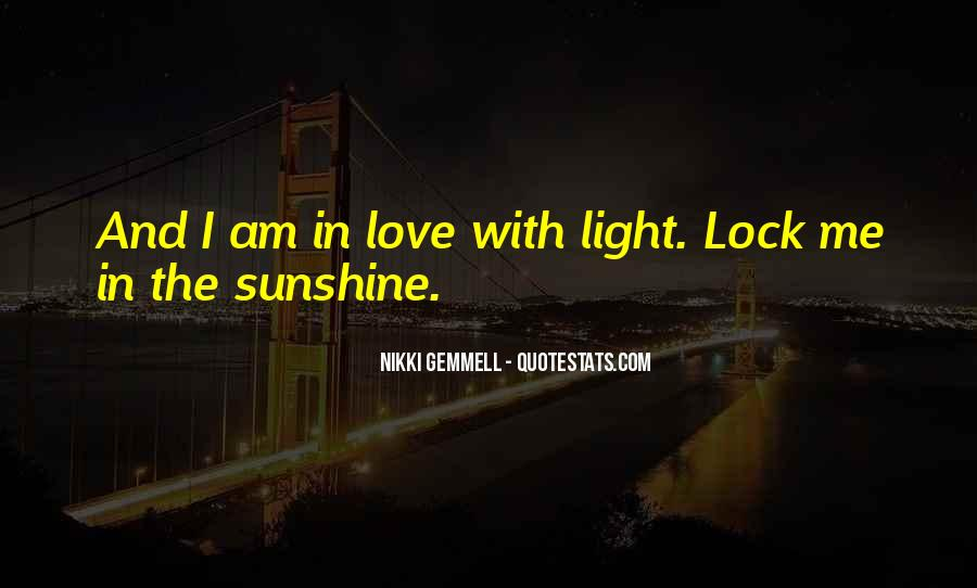 Quotes About Love Lock #1011389