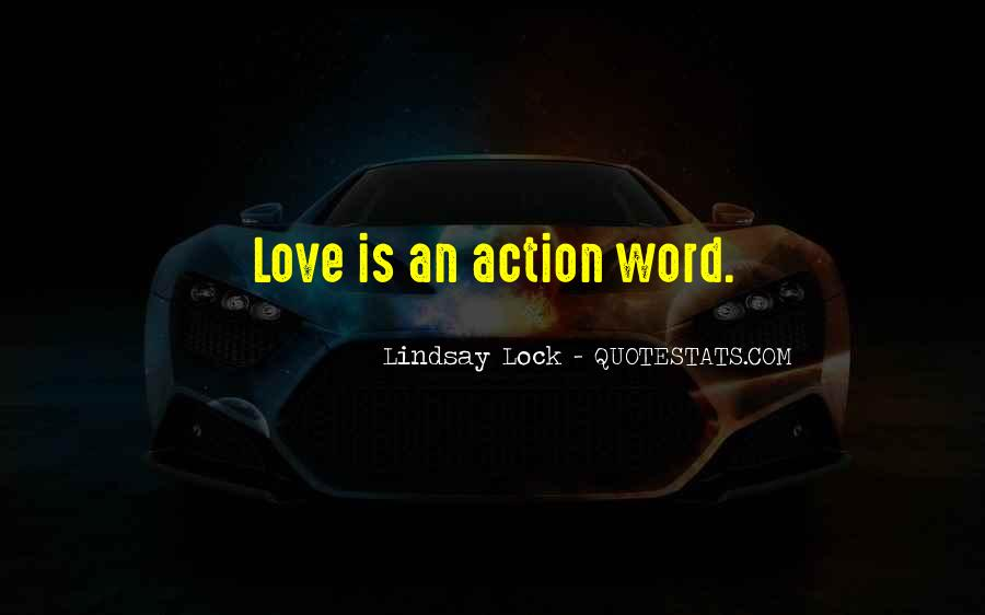 Quotes About Love Lock #1266221