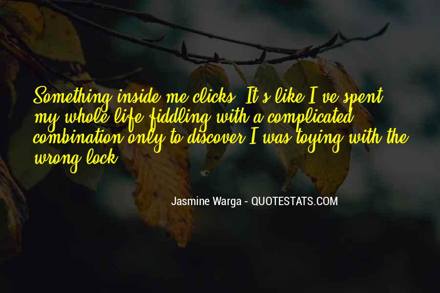 Quotes About Love Lock #199099