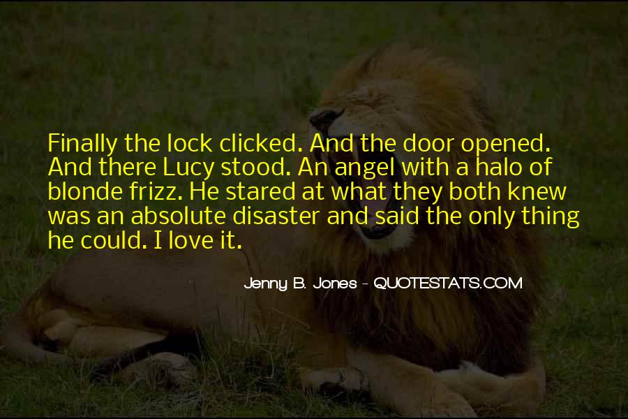 Quotes About Love Lock #297437