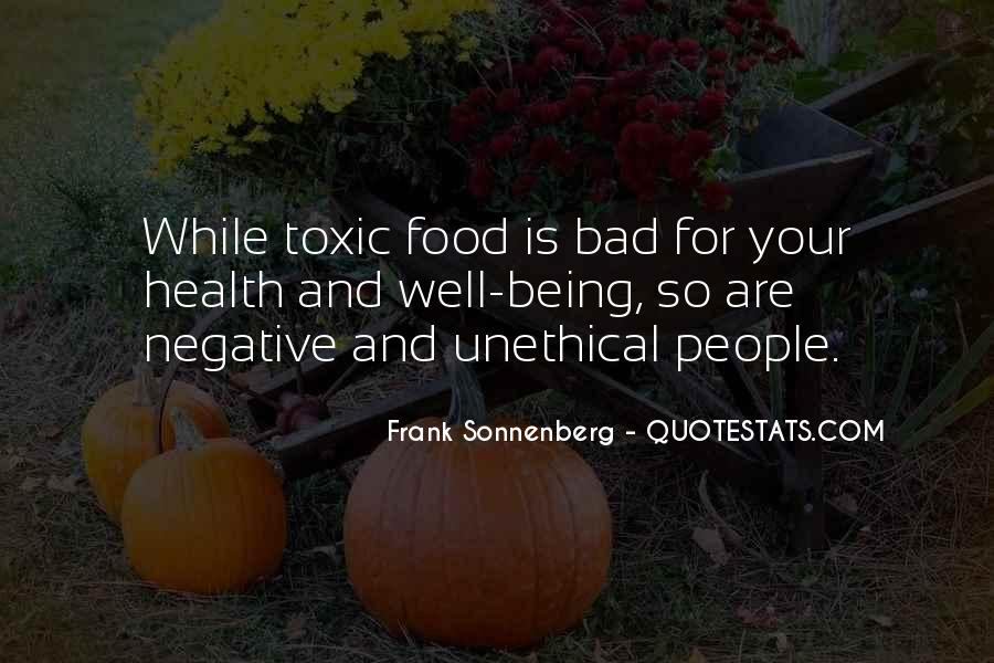 Quotes About Toxic Friends #1528278