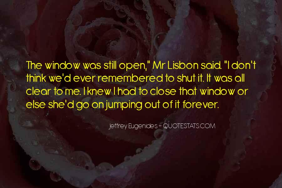 Lisbon's Quotes #1212517