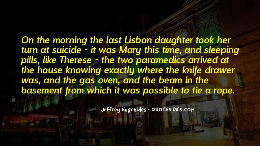 Lisbon's Quotes #1680617