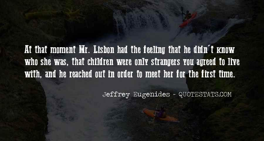 Lisbon's Quotes #649334