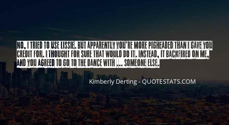 Lissie's Quotes #238503