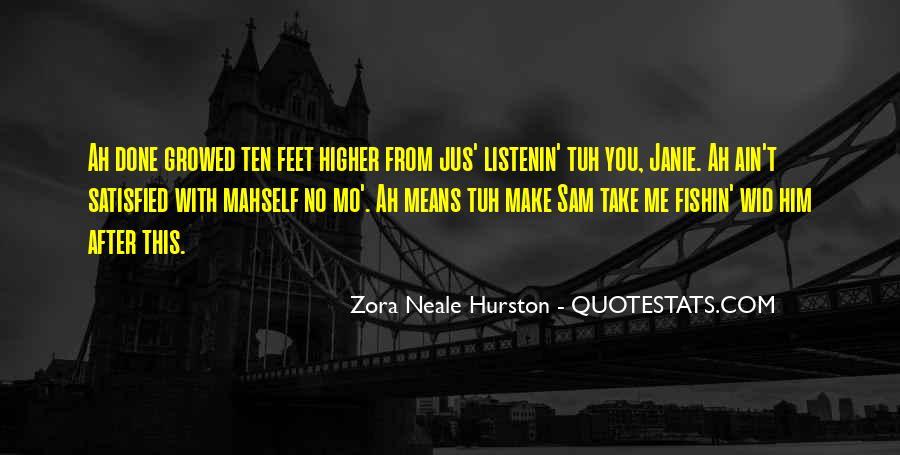 Listenin Quotes #523452