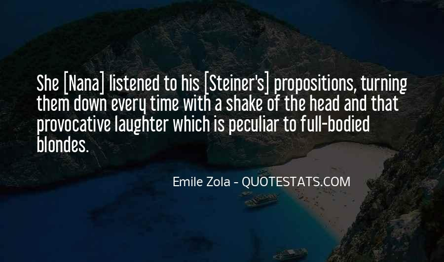 Listenin Quotes #80921