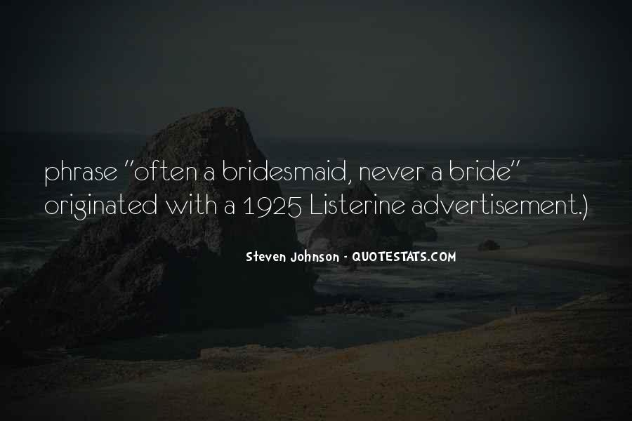 Listerine Quotes #1836530