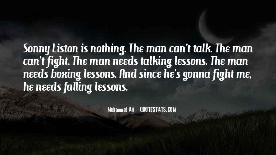 Liston Quotes #237751