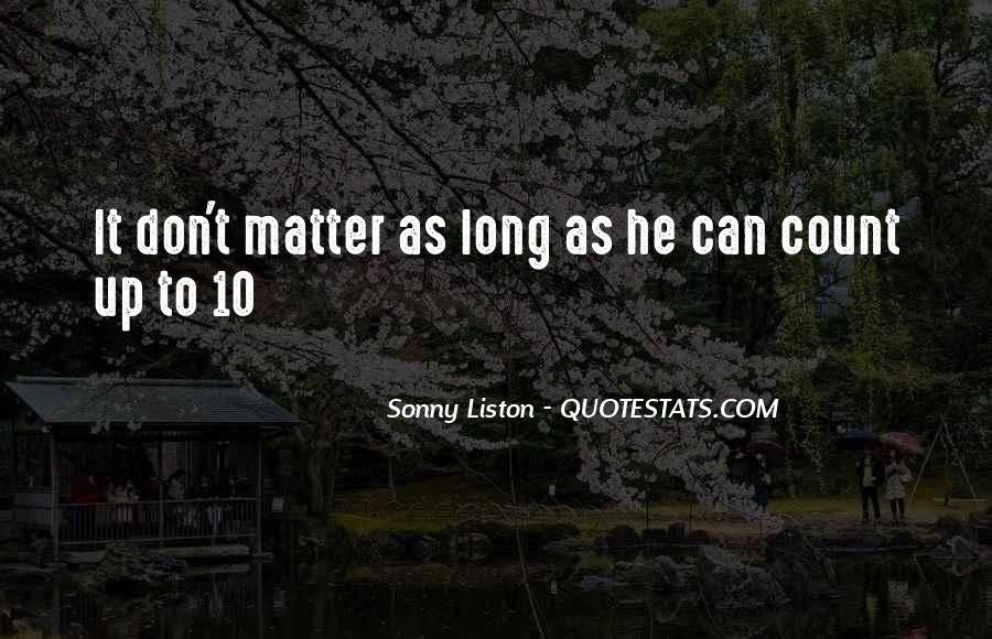 Liston Quotes #968309