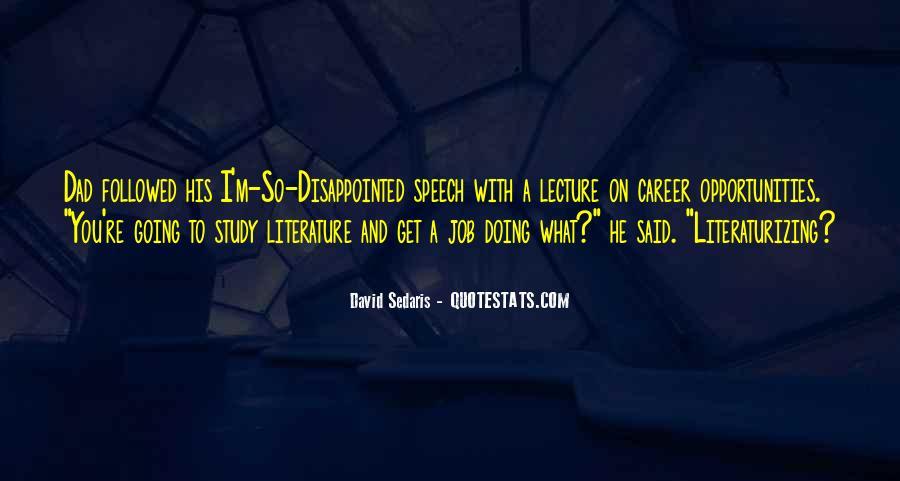 Literaturizing Quotes #930199