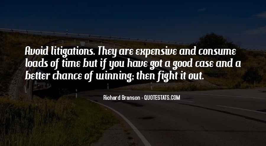 Litigations Quotes #734919
