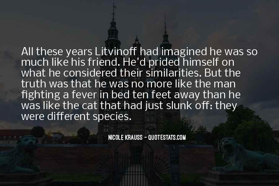Litvinoff Quotes #1431638