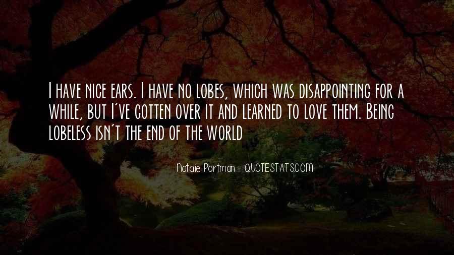 Lobeless Quotes #417621