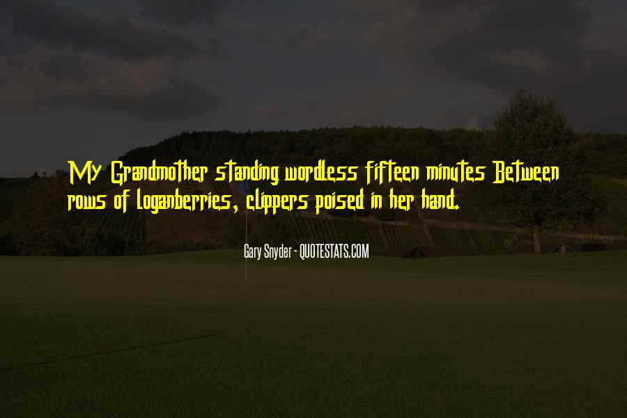 Loganberries Quotes #775331
