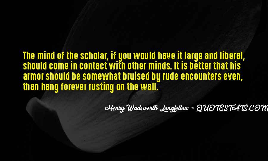 Longfellow's Quotes #103261
