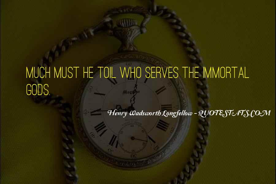 Longfellow's Quotes #104091