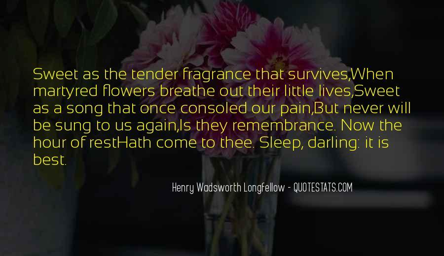 Longfellow's Quotes #105859