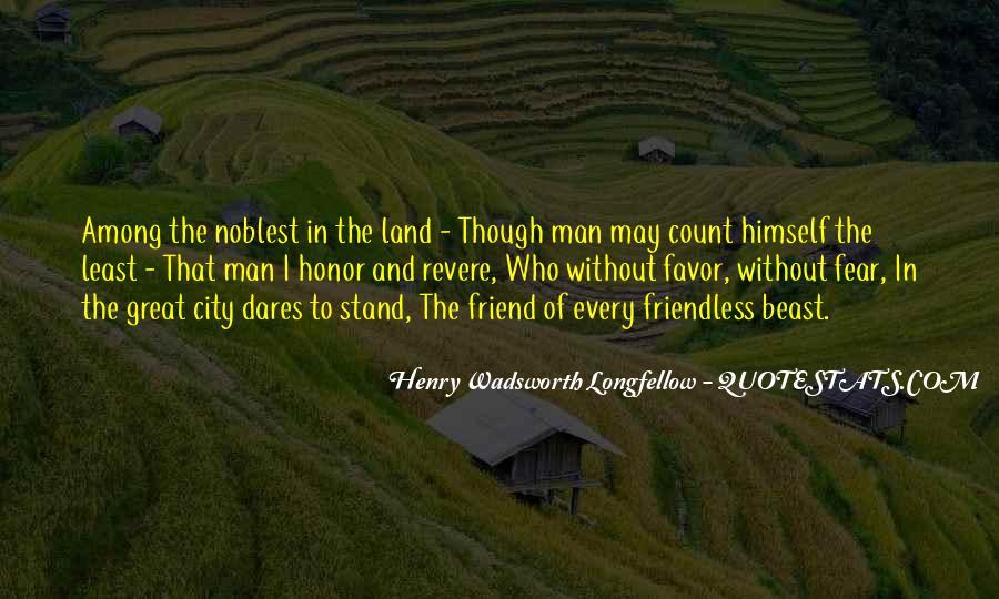 Longfellow's Quotes #10971