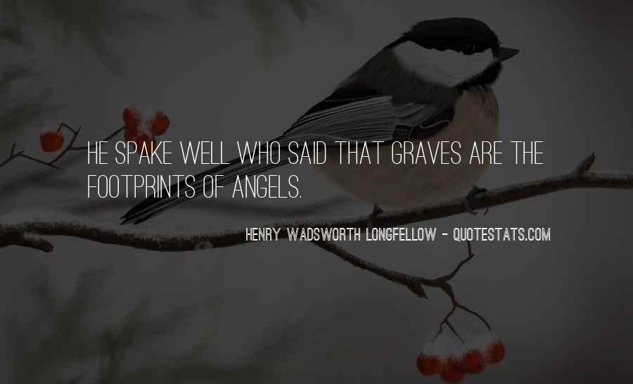 Longfellow's Quotes #117644