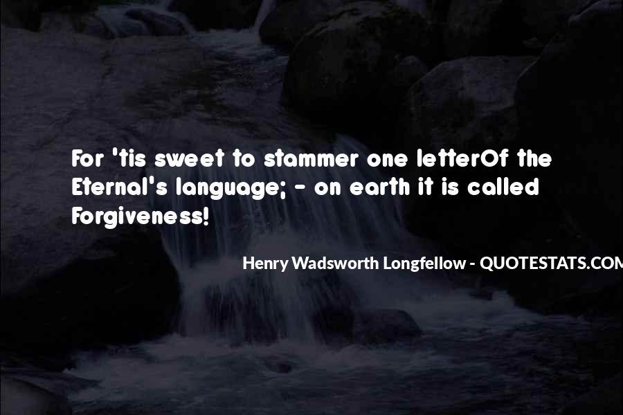 Longfellow's Quotes #1237780