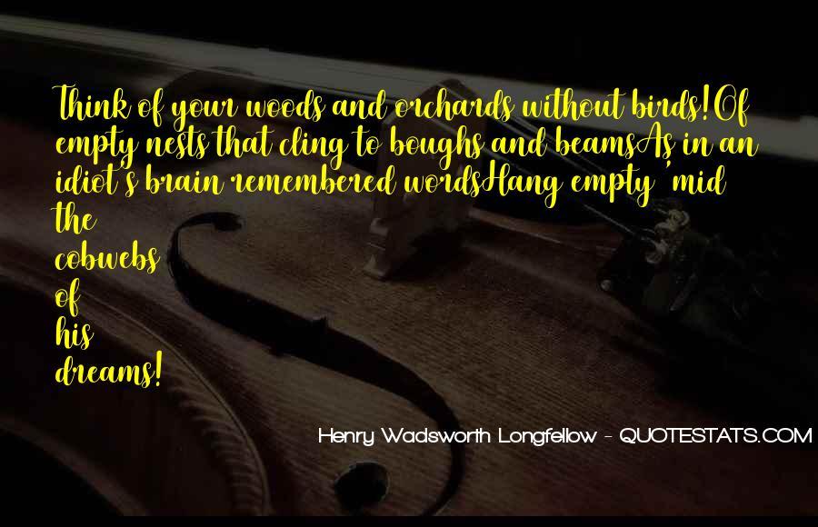 Longfellow's Quotes #1239405