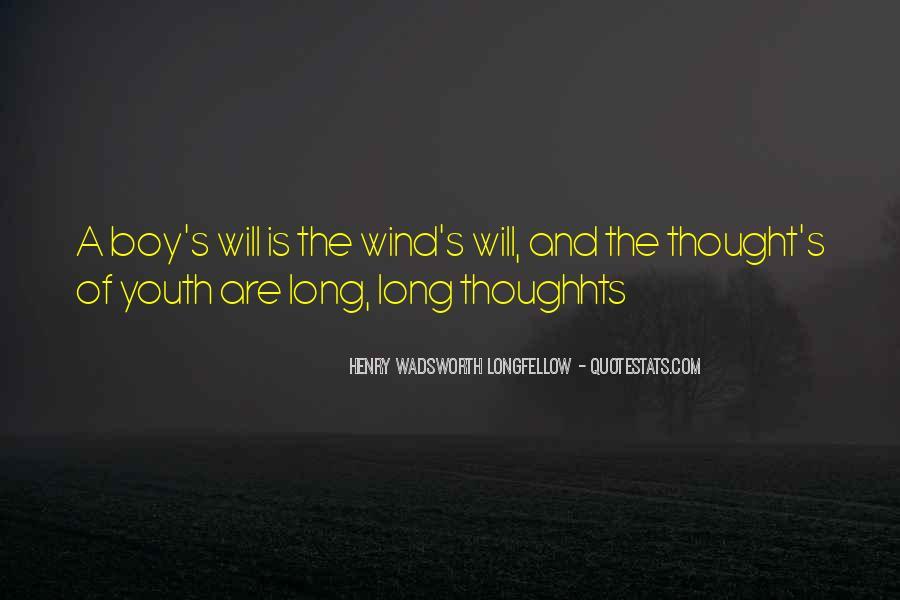 Longfellow's Quotes #1244551