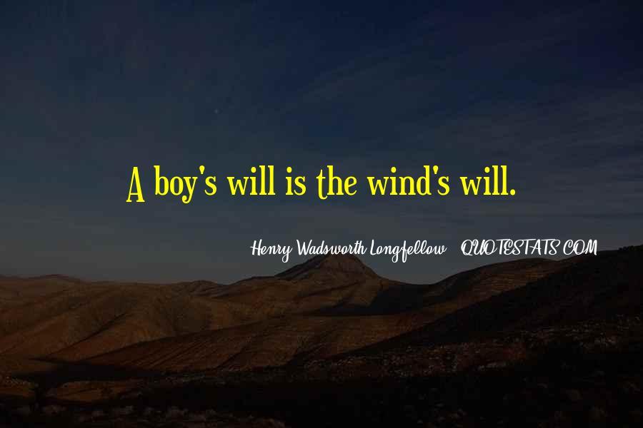 Longfellow's Quotes #1326995