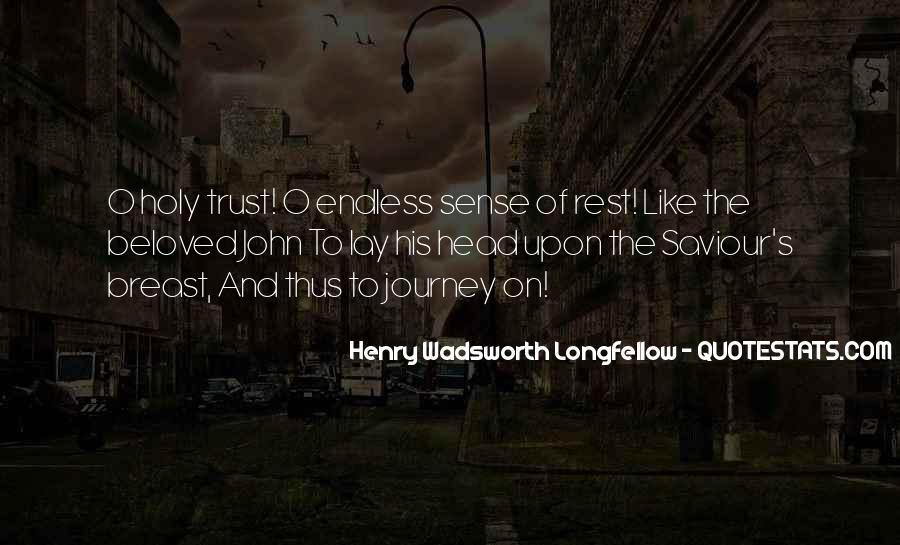 Longfellow's Quotes #1379996