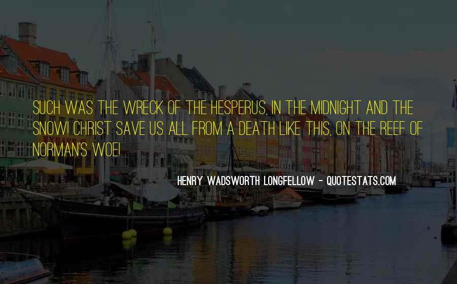 Longfellow's Quotes #1438385