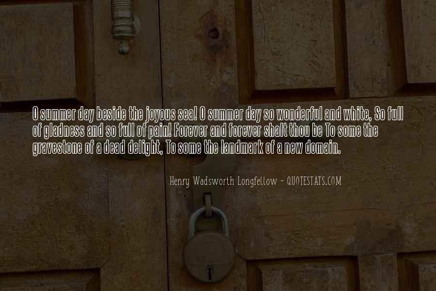Longfellow's Quotes #147700