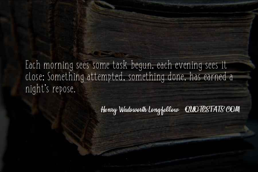 Longfellow's Quotes #1752112