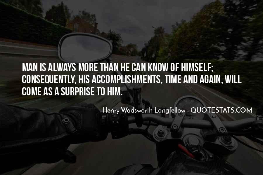 Longfellow's Quotes #20104