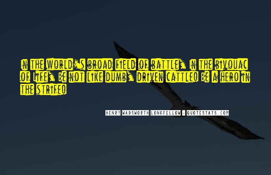 Longfellow's Quotes #228735