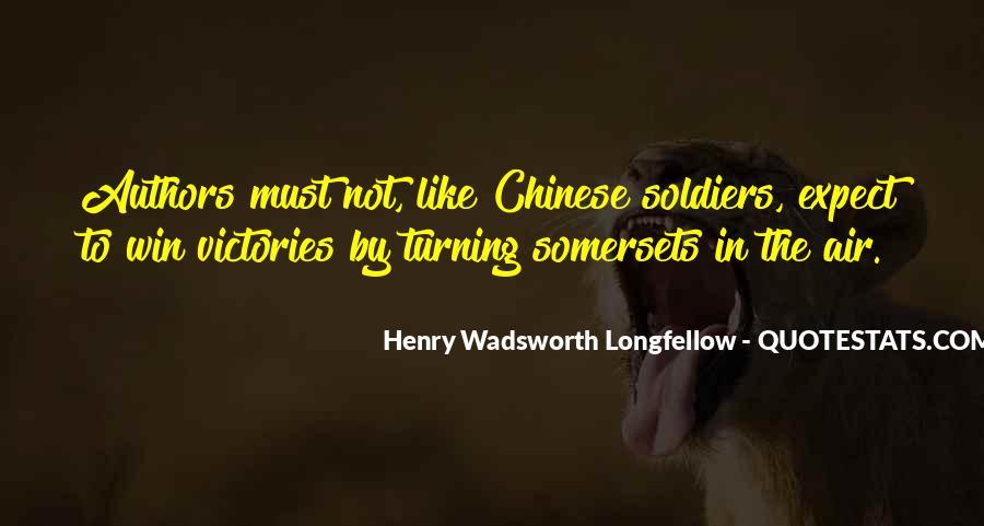 Longfellow's Quotes #29777