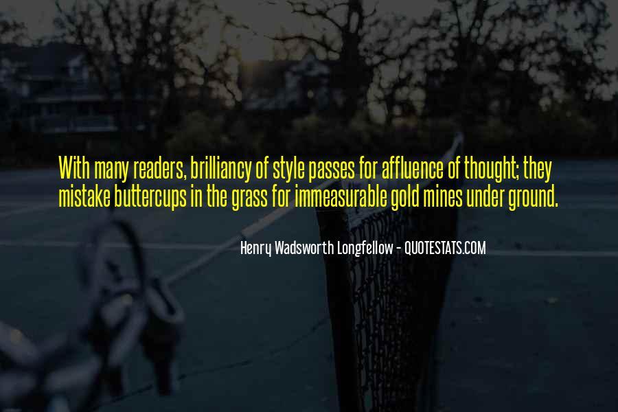 Longfellow's Quotes #32441