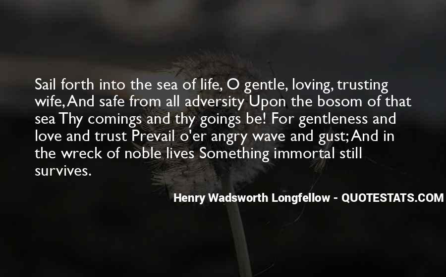 Longfellow's Quotes #32598