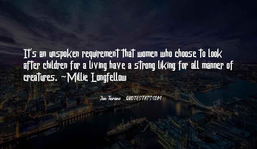 Longfellow's Quotes #342408