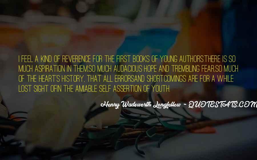 Longfellow's Quotes #366669
