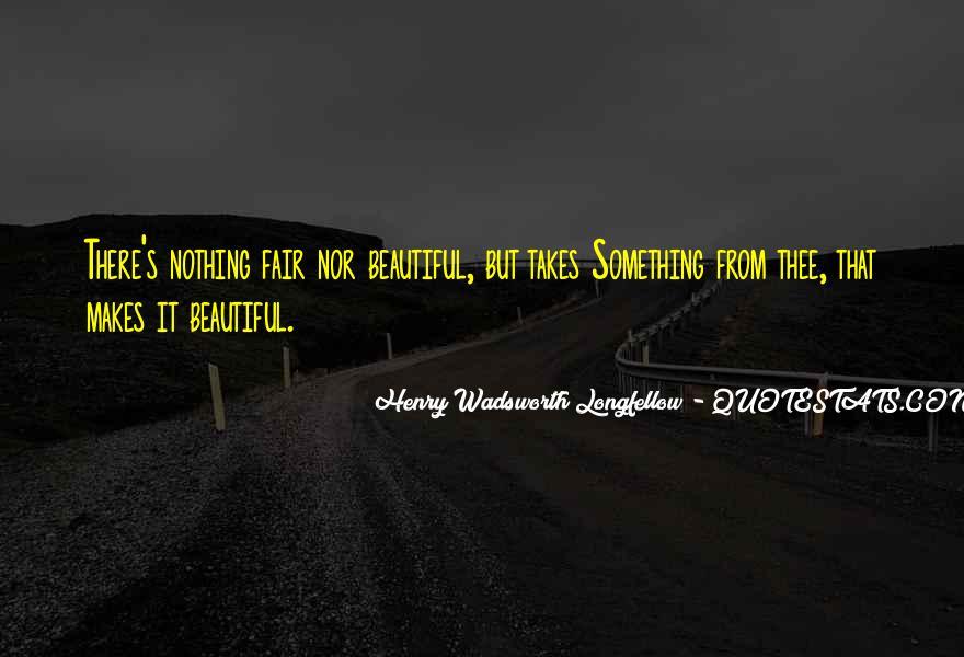 Longfellow's Quotes #460197