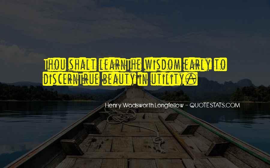 Longfellow's Quotes #70597