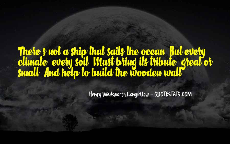 Longfellow's Quotes #831011
