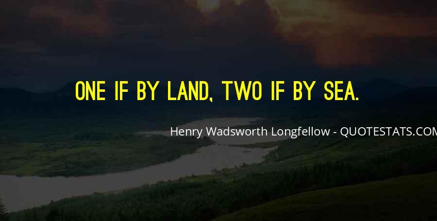 Longfellow's Quotes #854007