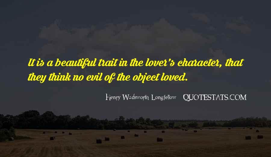 Longfellow's Quotes #890517