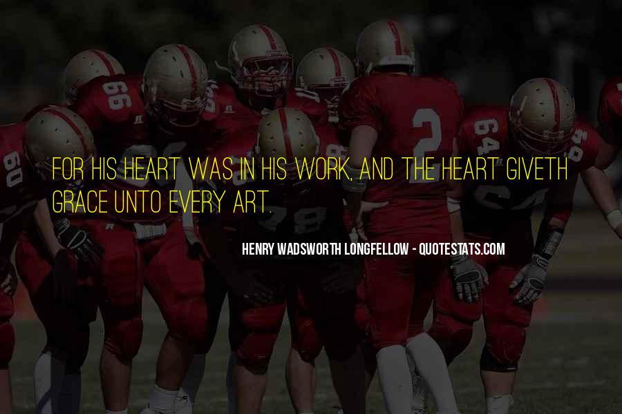 Longfellow's Quotes #95507