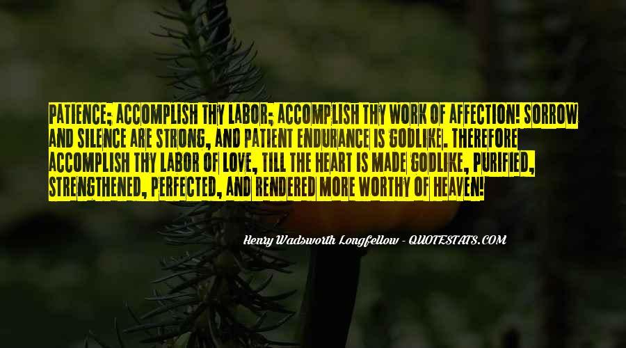 Longfellow's Quotes #97497