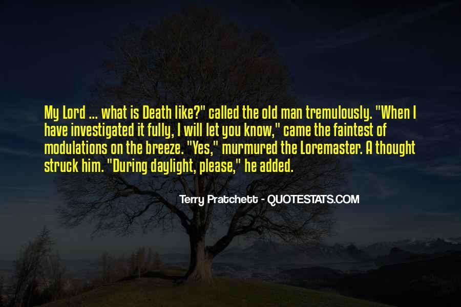 Loremaster Quotes #982513