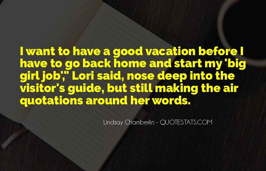 Lori's Quotes #1087341