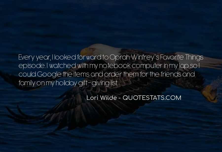 Lori's Quotes #1287404